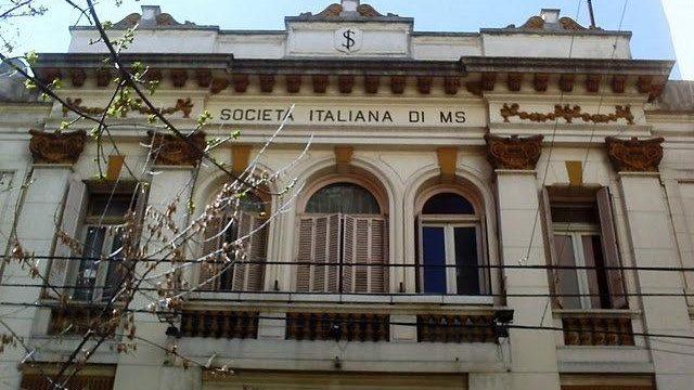 Asociación Italiana de Socorros mutuos de Belgrano