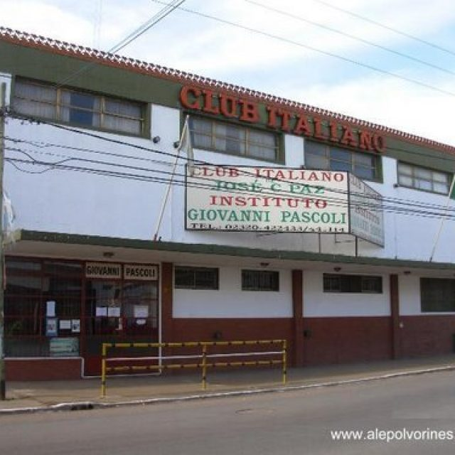 Club Italiano Jose C. Paz