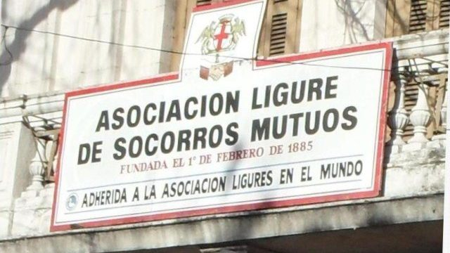 ASOCIACION LIGURE DE SOCORROS MUTUOS